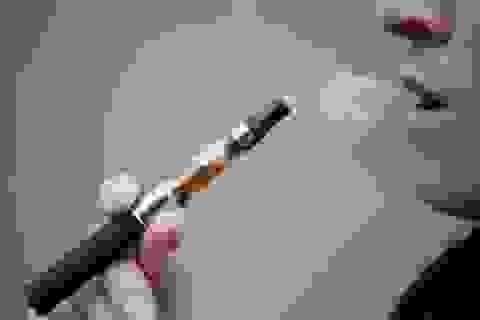 Thuốc lá điện tử có thể làm hỏng phổi