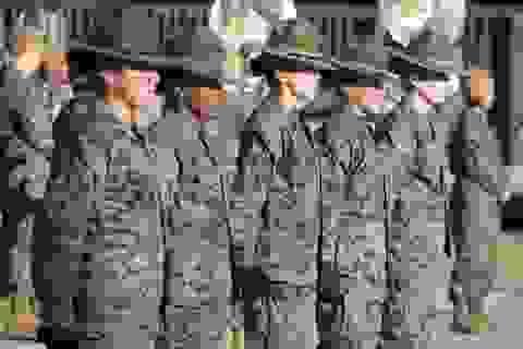 Thủy quân lục chiến Mỹ điều tra bê bối ảnh khỏa thân