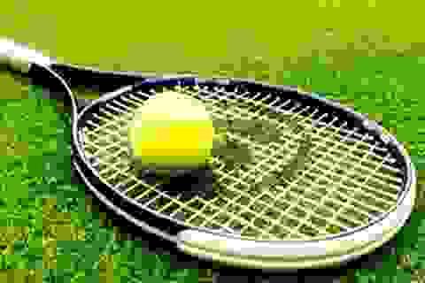 Trận tennis chuyên nghiệp bị gián đoạn vì... tiếng ân ái quá lớn xuất hiện trên sân