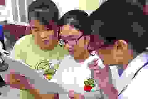 15,5 điểm được nộp hồ sơ xét tuyển vào tất cả các ngành của Trường Đại học Hà Nội