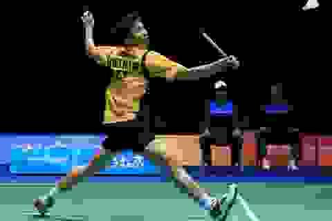 Cầu lông Việt Nam thua đậm Thái Lan tại giải châu Á