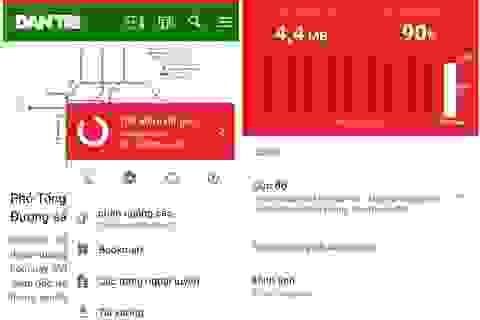 """Những cách giúp tiết kiệm 3G/4G trên smartphone để tránh """"viêm màng túi"""""""