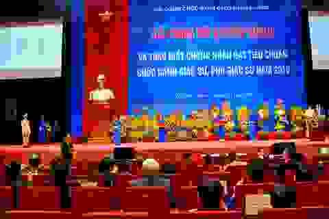 GS.TS Đinh Văn Sơn: Không có khái niệm nhiệm kỳ của GS,PGS