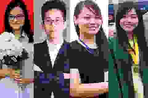 """8 gương mặt du học sinh Việt """"đình đám"""" năm 2016"""