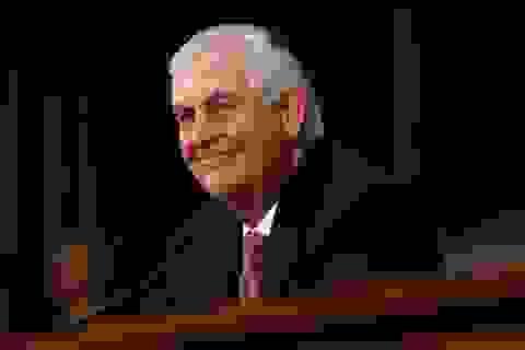 Ủy ban Thượng viện Mỹ phê chuẩn trùm dầu khí thân Nga làm ngoại trưởng