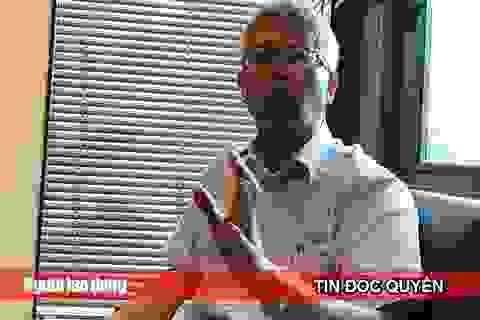 """Ông Nguyễn Đức Kiên cãi dư luận: """"BOT tốt, doanh nghiệp vận tải chơi xấu"""""""