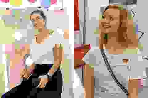 Những tình nguyện viên xinh đẹp của Ngày hội tình nguyện toàn cầu