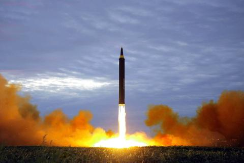 Triều Tiên phóng tên lửa liên lục địa tầm bắn xa nhất từ trước đến nay
