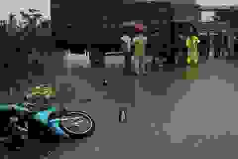 Tai nạn giao thông liên hoàn, 3 mẹ con thương vong