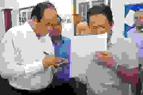 Tổ công tác của Thủ tướng: Có bộ, địa phương làm đối phó khi bị kiểm tra