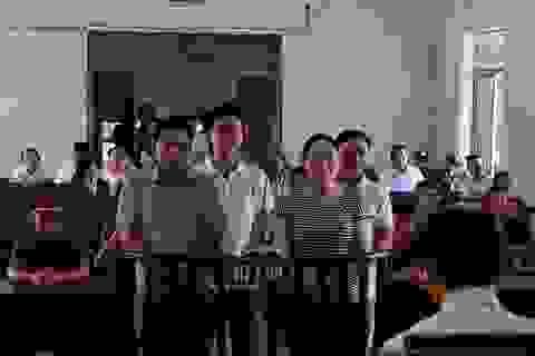 Bốn lãnh đạo của MB24 Đắk Lắk lãnh hơn 26 năm tù