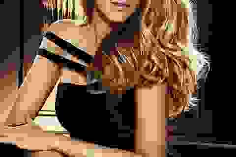 6 ý tưởng sexy cho mái tóc đẹp ngày Tết