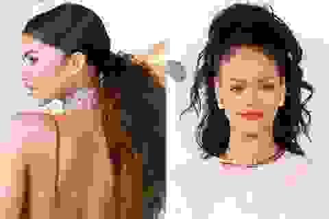 """Người đẹp Hollywood """"biến hóa"""" với tóc buộc sành điệu"""