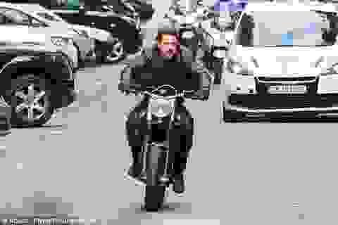 """Tom Cruise trẻ trung tại trường quay """"Nhiệm vụ bất khả thi"""" phần 6"""