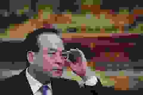 """""""Ngôi sao đang lên"""" trên chính trường Trung Quốc bất ngờ mất chức, bị điều tra"""