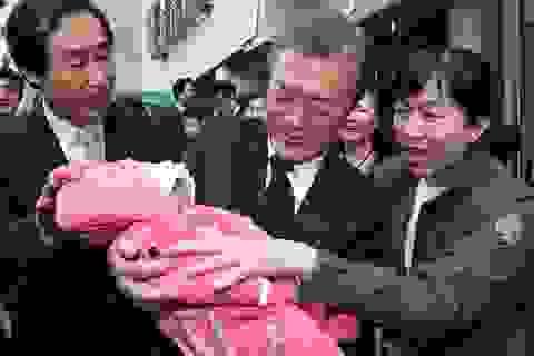 Tổng thống Hàn Quốc được hàng xóm tặng quà trước lễ nhậm chức