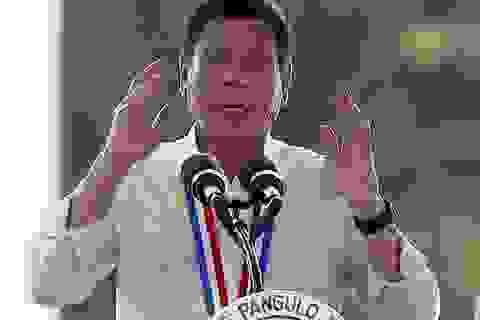 Philippines bất ngờ từ chối viện trợ lớn của Mỹ
