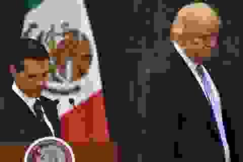 Mexico dọa đưa chính sách nhập cư của ông Trump ra Liên Hợp Quốc
