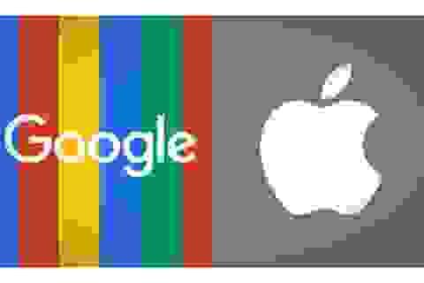 """Google """"đánh bại"""" Apple trở thành thương hiệu giá trị nhất thế giới"""