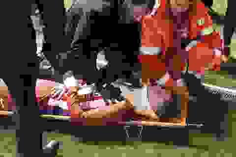 Cận cảnh chấn thương kinh hoàng của Fernando Torres