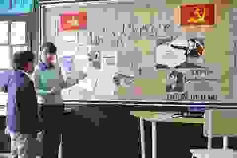 """Học sinh Hà Nội tái hiện lịch sử qua """"Hình ảnh trẻ em giai đoạn 1930 -1945"""""""