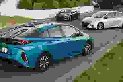 Toyota dự báo đến năm 2050 động cơ đốt trong sẽ bị xoá sổ hoàn toàn