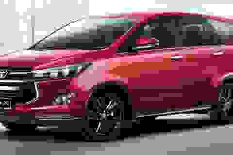 Toyota giới thiệu phiên bản Innova 2.0X