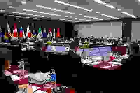 Đàm phán TPP gặp trở ngại vào phút chót: Thủ tướng Canada không dự họp