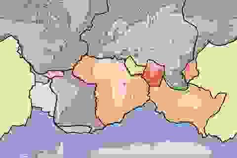 Vỏ ngoài của Trái đất trước đây có rắn không?