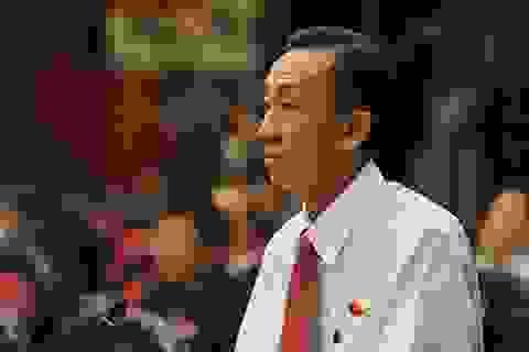 """TS Trần Hoàng Ngân: """"Người dân TP.HCM quan tâm nhất là bao giờ hết kẹt xe, hết ô nhiễm"""""""