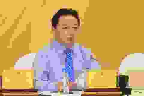 Bộ trưởng TN-MT: Tính toán việc nhận chìm bùn thải trong cả đời nhiệt điện Vĩnh Tân