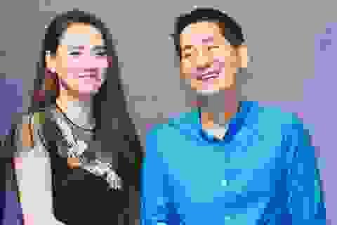 Lê Minh tái ngộ Trang Nhung
