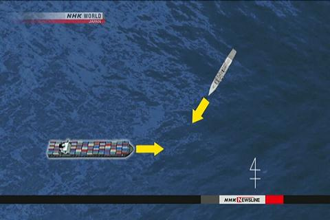 Tiết lộ bất ngờ về vụ va chạm giữa tàu Philippines và tàu khu trục Mỹ