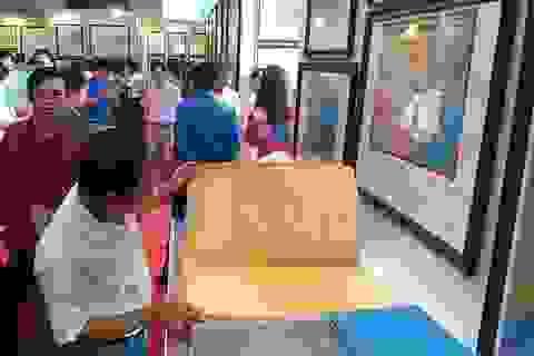 Triển lãm chủ quyền Hoàng Sa, Trường Sa của Việt Nam tại Huế
