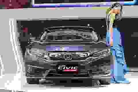 Triệu hồi hơn 300 chiếc Honda Civic tại Việt Nam