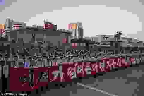 Hơn 4 triệu người Triều Tiên tình nguyện nhập ngũ chống Mỹ