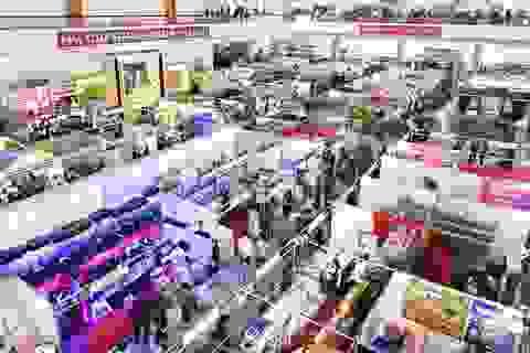 Triều Tiên khai mạc hội chợ thương mại quốc tế giữa lúc căng thẳng