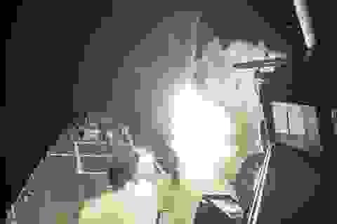 Tên lửa Mỹ xóa sổ 20% máy bay chiến đấu của Syria