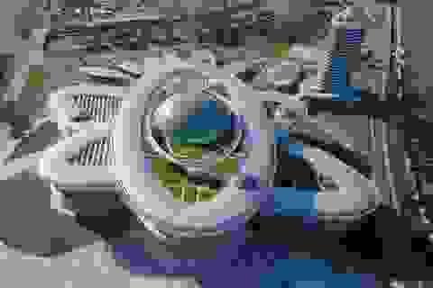Choáng ngợp những công trình vĩ đại tại quốc gia bí ẩn nhất thế giới