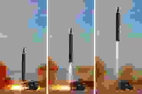 Nguy cơ tên lửa Triều Tiên bắn trúng máy bay chở khách