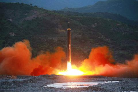 Vì sao Triều Tiên phóng tên lửa bay cao hơn 2.000km?