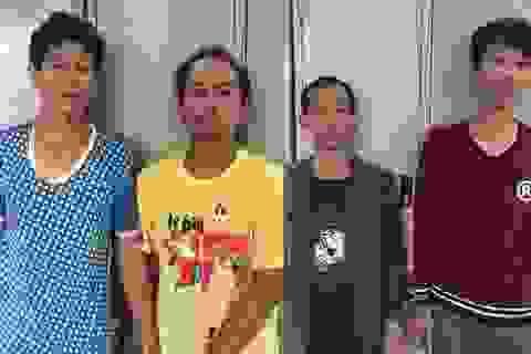 Băng trộm đồng tính tụ họp ở công viên Gia Định