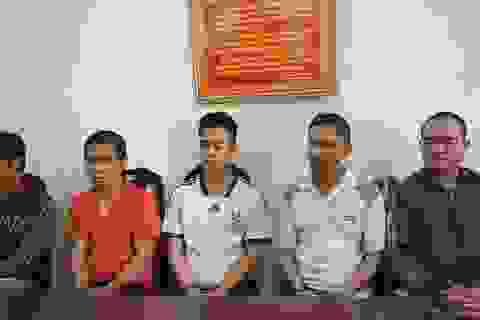 Bắt 6 đối tượng bị truy nã lẩn trốn ở Tây Nguyên và các tỉnh phía Nam