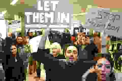 Thẩm phán Mỹ chặn sắc lệnh hạn chế nhập cư của Tổng thống Trump