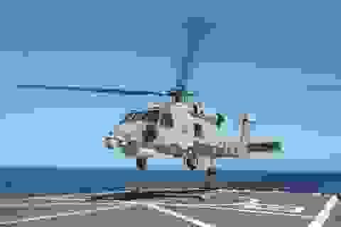 Trực thăng Hải quân Mỹ rơi tại đảo Guam