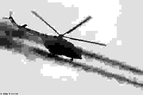 Trực thăng chống đạn Nga nã đạn sau cú thoát hiểm