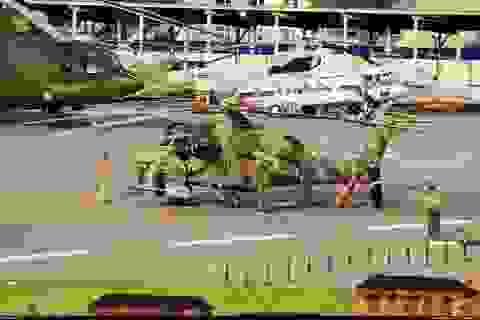 Vũ khí laser không thể tấn công Mi-28NM