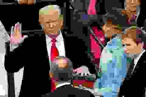 """""""Đại gia"""" chi bộn tiền cho lễ nhậm chức của Tổng thống Trump"""