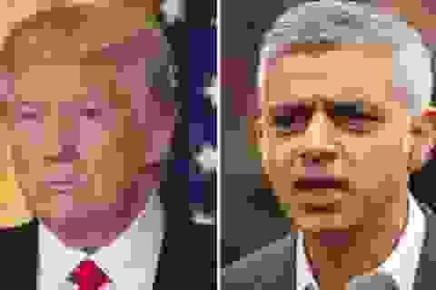 Thị trưởng London chỉ trích Tổng thống Trump chia rẽ nước Anh