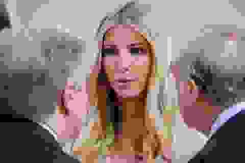 Tổng thống Trump lên tiếng chuyện con gái thế chỗ tại hội nghị G20